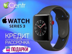 Apple iWatch S3 Black 42mm