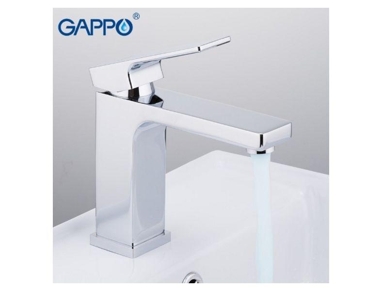Gappo Futura G1018 Смеситель для раковины