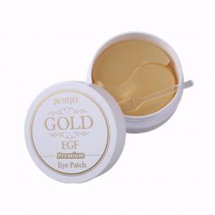 """""""ПТФ"""" Premium Gold & EGF Eye Patch Патчи для глаз с золотом 1,1гр*60"""