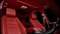 Обшивка потолка (Range Rover Sport 2005-2013)
