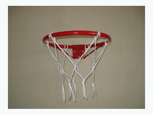 Кольцо баскетбол №7 с сеткой , артикул 04204