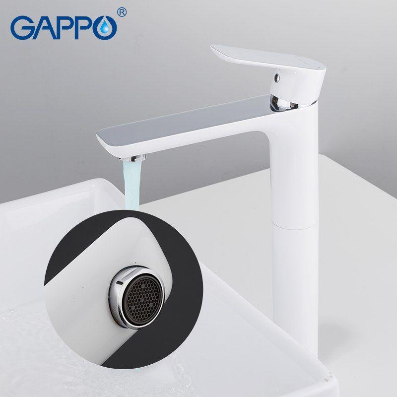 Gappo Noar G1048-2 Смеситель для раковины (чаша)