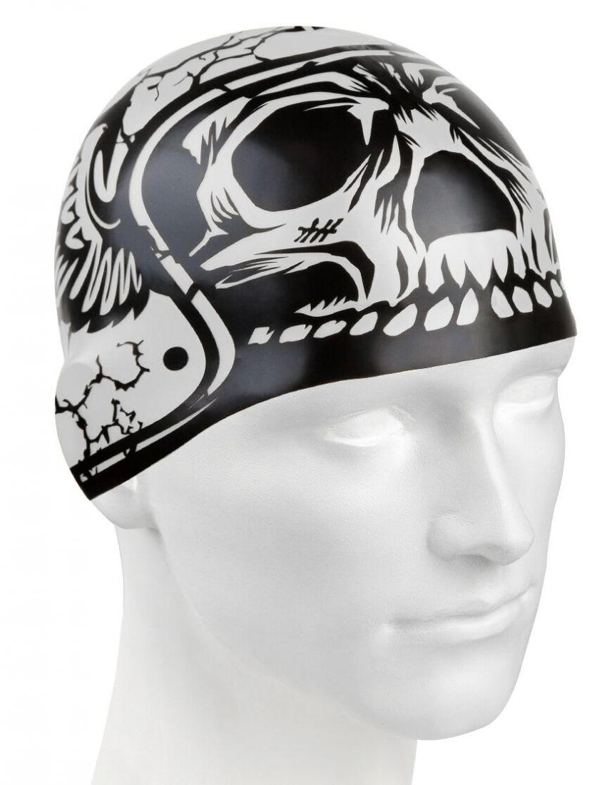 Шапочка для плавания силиконовая Mad Wave HARD HAT