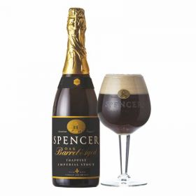 Oak Barrel-Aged Spencer Trappist Imperial Stout (Спенсер Трапист Империал стаут, выдержанный в дубовых бочках) 11%, 0.75 л