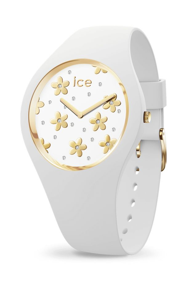 Ice FLOWER - Precious white
