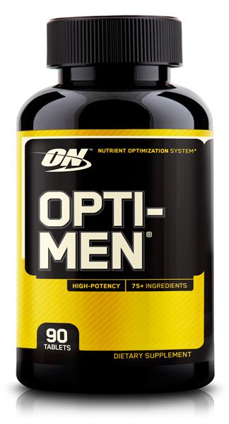 Opti-Men от Optimum Nutrition 90 таблеток_