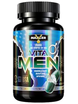 VitaMen от Maxler 180 таб