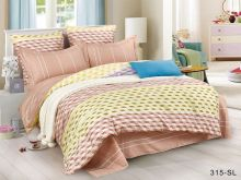 Комплект постельного белья Сатин SL 2-спальный  Арт.20/315-SL