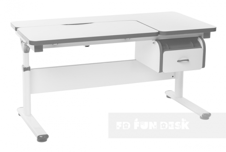 Парта-трансформер «FunDesk» Creare с выдвижным ящиком