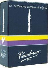 VANDOREN SR202 Traditional Трость №2 для саксофона Сопрано