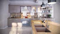 Кухня Ронда Сиреневая