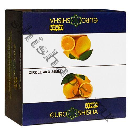 Уголь EuroShisha - KALOUD Lemon Ø48 (108шт)