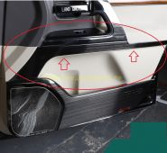 Накладки на двери (Тип 2) для Toyota Land Cruiser 200