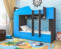 """Двухъярусная кровать """"Юниор 2"""""""
