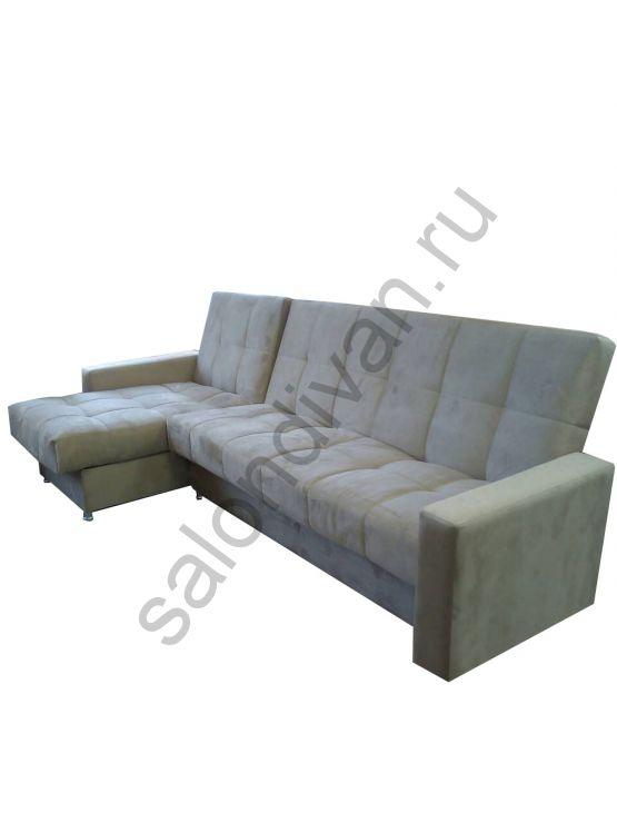 """Угловой диван """"Оникс""""  с подлокотниками"""