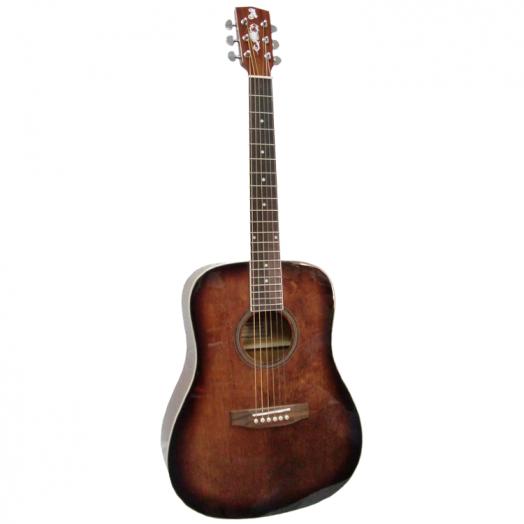 ALICANTE TITANIUM BR Гитара акустическая с широким грифом