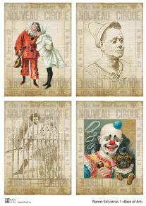 Set circus 1