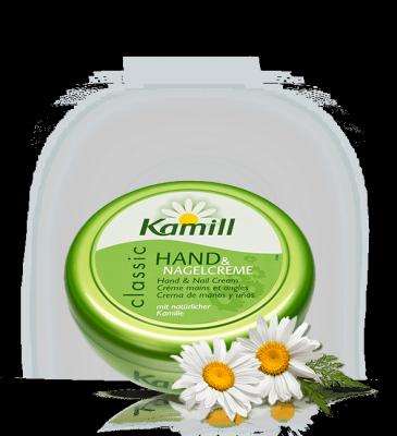 Крем для рук и ногтей Kamill CLASSIC в банке 150 мл