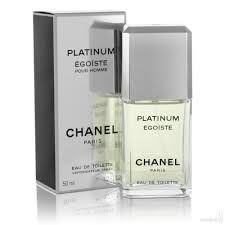 Мужской мини-парфюм Chanel Egoiste Platinum 45 мл