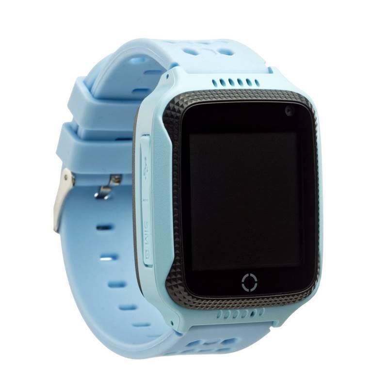 Умные Детские Часы Smart Baby Watch T7 (GW500S), Цвет Голубой