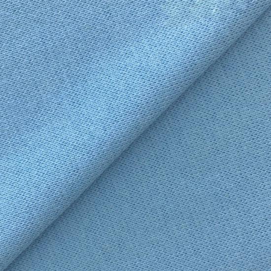 Лоскут трикотажной ткани 50*30 Голубой