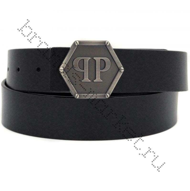 Ремень Philipp Plein black 94881
