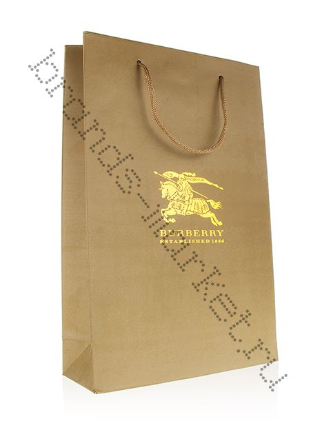 Пакет Burberry 28 х 18 х 7сm