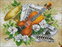 Феникс. Звуки скрипки. А-2 (набор 2425 рублей)