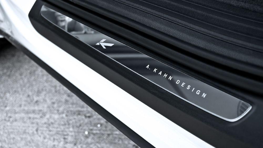Накладки на пороги (AUDI A5)