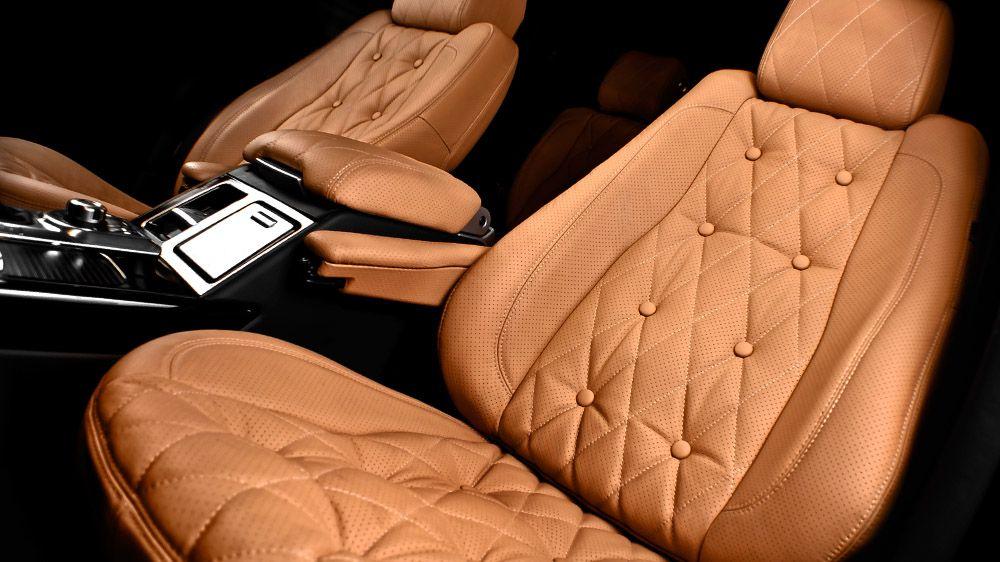 Пакет отделки интерьера DORCHESTER (Range Rover Vogue 2009-2012)
