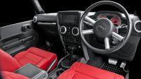 Пакет отделки интерьера (Jeep Wrangler 2007-2011)