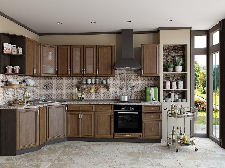 Фартук для кухни «Мозаика» ВИВАТ