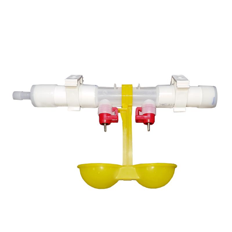 Ниппельная система поения НП18 М1 20см