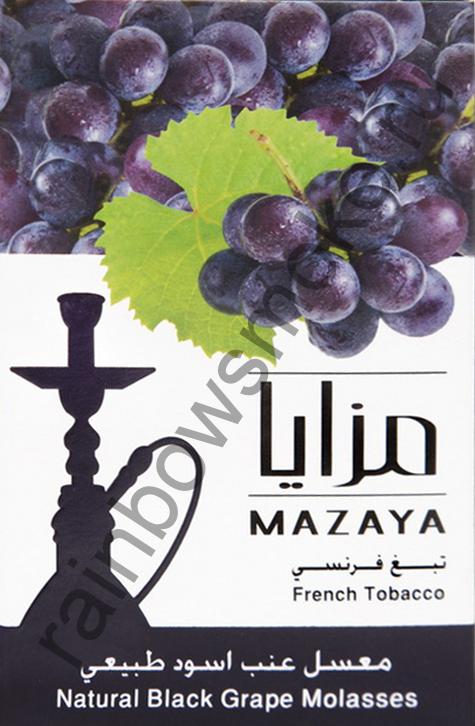 Mazaya 1 кг - Black Grape (Чёрный Вингорад)
