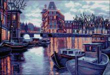 Феникс. Амстердам в Сумерках. А-2 (набор 3075 рублей)