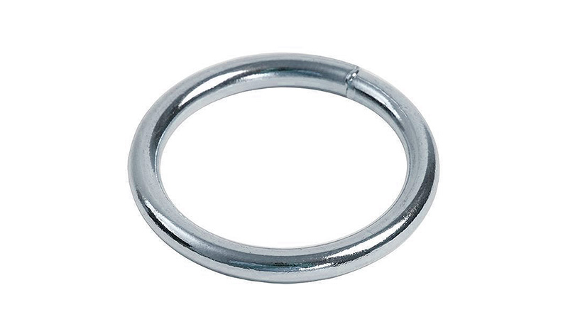 Кольцо шторное диаметром 50 мм  -  100 шт (Арт: 27.50)