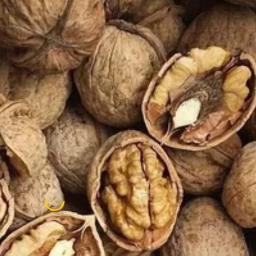 Грецкий орех в скорлупе - 500 гр