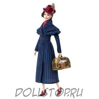 Коллекционная кукла Барби Мэри Поппинс приезжает - Disney Mary Poppins Arrives Barbie Doll