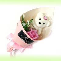 Светло-розовый букет