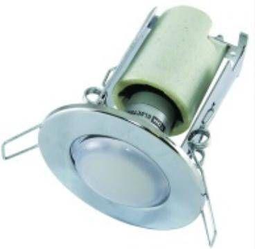 Светильник встраиваемый TDM E14 R50 60W св-к встр 01-03 220В хром штамп сталь SQ0359-0028