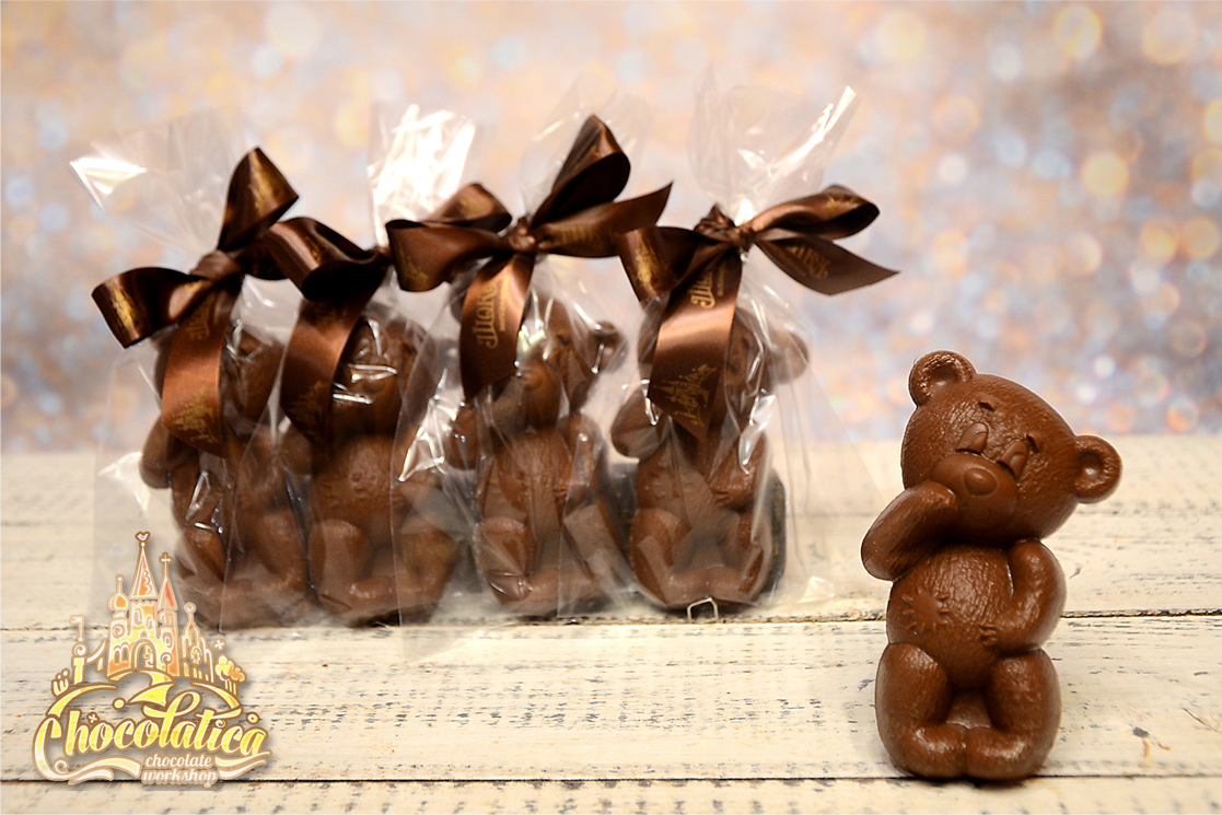 "Шоколадная Фигурка ""Мишутка"""