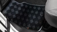Износостойкие резиновые коврики (Jeep Wrangler)