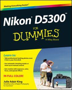Nikon D5300 For Dummies