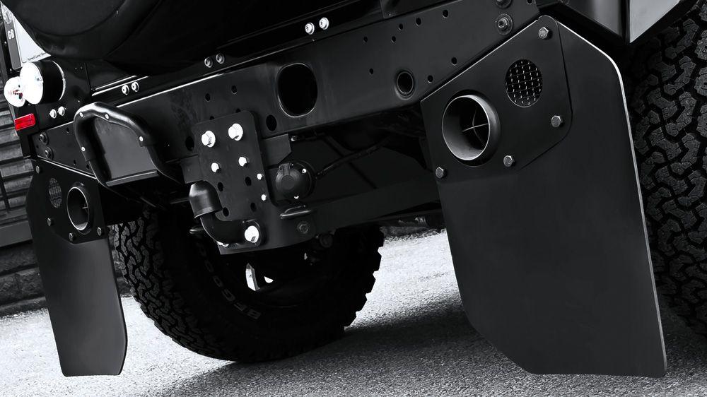 Брызговики (Land Rover Defender)