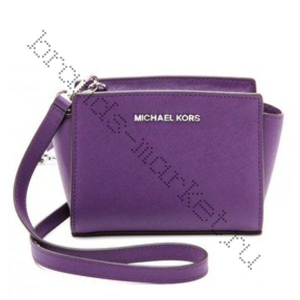 Michael Kors Selma Mini (purple)