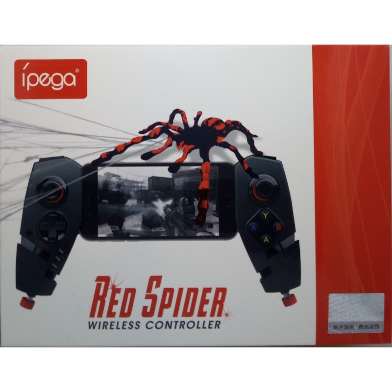 Red Spider Wireless Controller iPega PG-9055