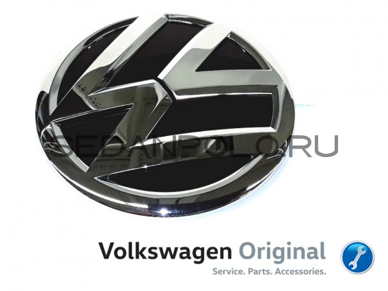 Эмблема/Значок значок на крышку багажника VAG