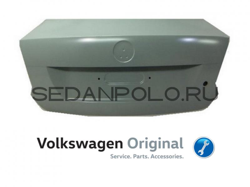 Крышка багажника VAG Polo Sedan до рестайл.