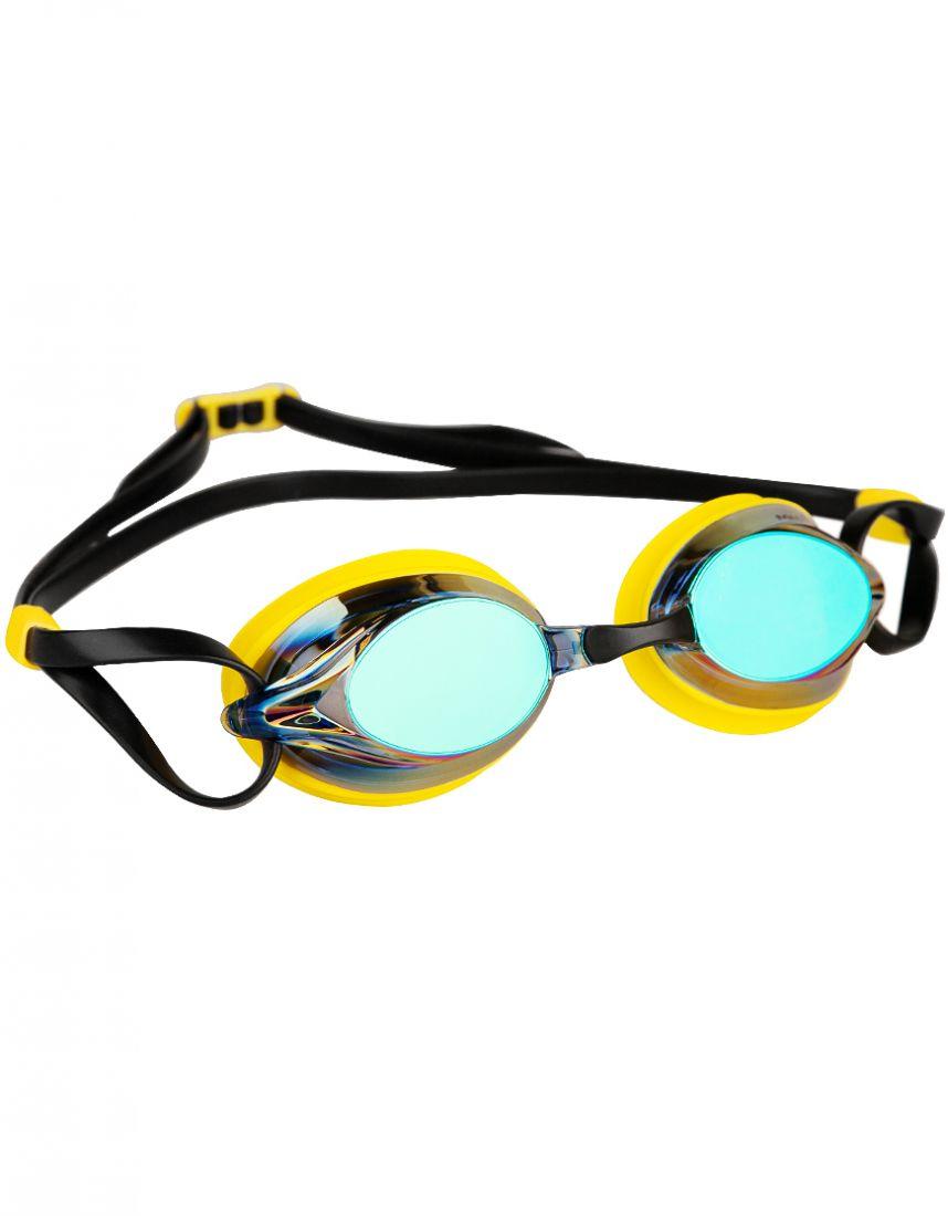 Очки для плавания тренировочные Mad Wave SPURT Rainbow