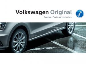 Накладка порога левая Volkswagen Polo GT